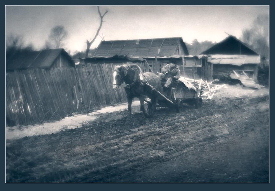 Танкисты 18й танковой дивизии вермахта и пленные бойцы